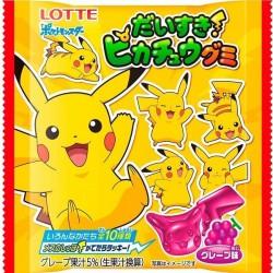 Bonbons mous Pokemon au...
