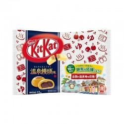 Kit Kat mini Onsen Manju...