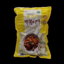 Tteokboki - Pâte de riz en...