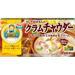 Clam Chowder GLICO - 140G