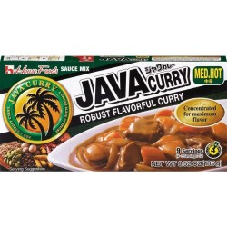 Java Curry Mi-fort HOUSE -...