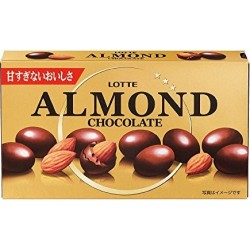 Almond Chocolate LOTTE - 86G