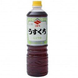 Sauce Soja Claire Usukuchi...