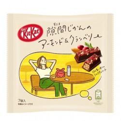 Kit Kat Amande & Cranberry...