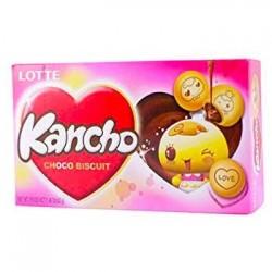 Biscuit fourrés au chocolat...