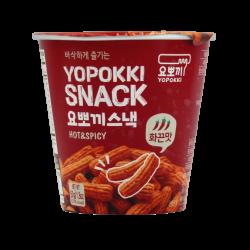 Yoppoki Snack Hot & Spicy -...
