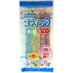 Jelly Sticks NIKKOH - 80G