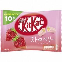 Kit Kat Fraise - 140G